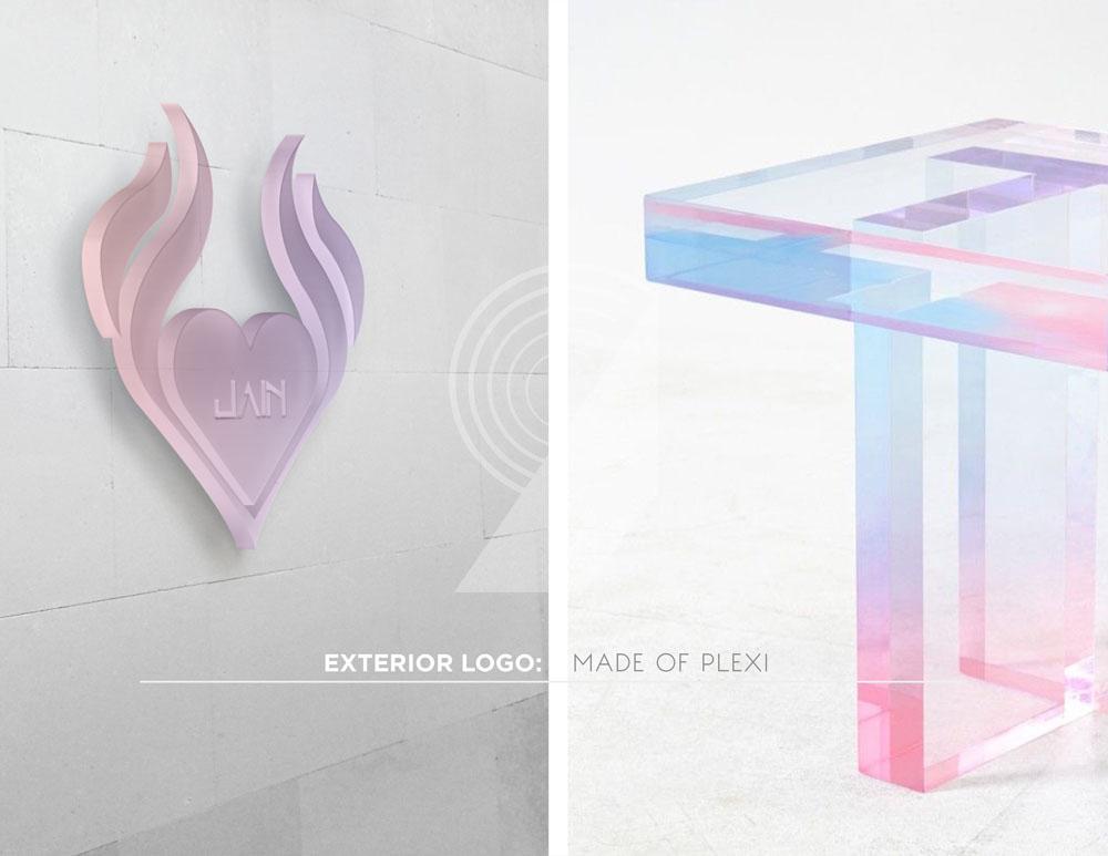 Visual Branding Logo Design Yoga Meditation Studio Visual Branding Brand Identity and Logo Design
